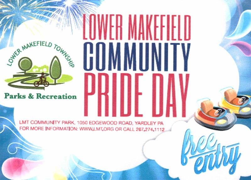 Lower Makefield Community Prie Day