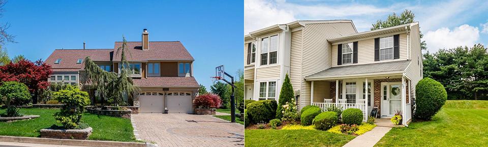 Yardley Homes Sales Pending