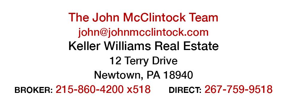 contact tje john mcclintock team