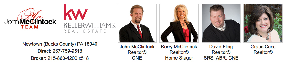 The John McClintock Team